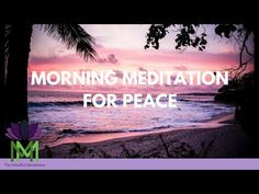 Morning Mindfulness Meditation: Slow Down and Find a Peaceful Start to your Day - minute Power Of Meditation, Morning Meditation, Chakra Meditation, Meditation Practices, Meditation Music, Mindfulness Meditation, Guided Meditation, Anxiety Relief, Stress And Anxiety