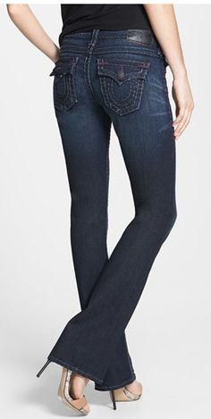 True Religion Becky Bootcut Jeans @Nordstrom http://rstyle.me/n/fce97nyg6