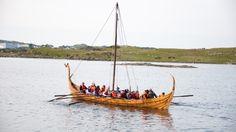 NORWAY'S OLDEST THRONE