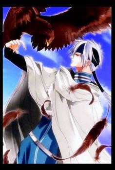 Saint Beast by Asagi Sakura: Houou no Luca <3