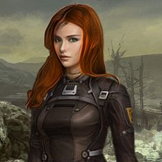 The Rogues Gallery (custom portrait sharing) - Page 7 - inXile Forums Fantasy Character Design, Character Inspiration, Character Art, Space Opera, Futuristic Armour, Cyberpunk Character, Space Girl, Star Wars Rpg, Sci Fi Characters