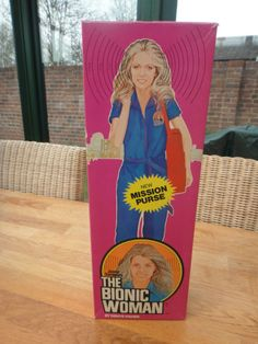 The Bionic Woman / Jaime Sommers Doll 49+3.5