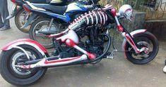 "Honda CX 500 Cafe Racer - ""All Business"" - Pipeburn - Purveyors of Classic Motorcycles, Cafe Racers & Custom motorbikes Motorcycle Camping, Camping Gear, Sidecar, Custom Motorcycles, Custom Bikes, Custom Helmets, Custom Cycles, Ducati Pantah, Cx 500"
