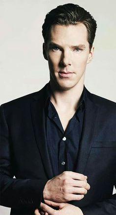 Benedict, you are so very pretty.