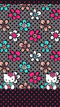 Made Hello Kitty walls for all. Hope you enjoy using them. Add life to your phone by downloading these colorful wallpapers.      Don't f...