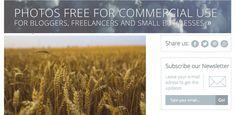 KaboomPics é uma coleção online de fotos de qualidade que podem ser baixadas e utilizadas por blogueiros, freelancers e pequenas empresas em projetos comerciais. A ideia do serviço é disponibilizar a maior quantidade possível de imagens grátis para serem utilizadas a vontade por seus usuários.