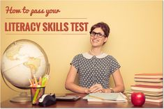In this success guide for the QTS literacy skills test you'll find practice…