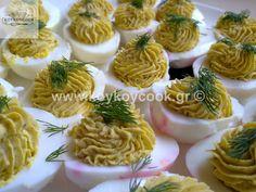 ΑΥΓΑ ΜΙΜΟΖΑ Mini Cupcakes, Desserts, Food, Tailgate Desserts, Deserts, Essen, Postres, Meals, Dessert