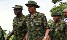 President Muhammad Buhari Saturday gave a matching order to security operatives to fish out those behind the gruesome murder of innocent cit...