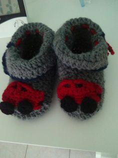 Πατουσακια Crochet, Fashion, Moda, Fashion Styles, Chrochet, Fasion, Crocheting, Knits, Hand Crochet