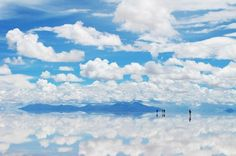 This is what I imagine heaven/pre-heaven looks like - Bolivia