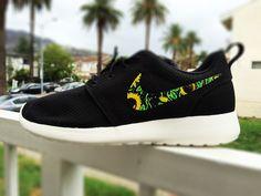Custom Roshe Sunflower floral design, Custom Nike roshe, Womens Nike Roshe