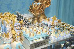 Bis Duplo e Caixa de Balas Festa Coroa do Miguel