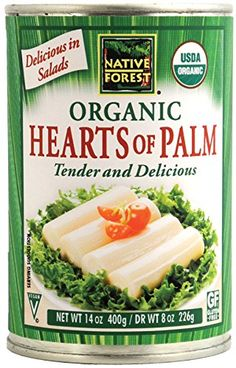 Heart of Palm 820199c872480d21e5fb525c87a8a476