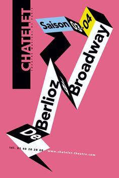 Rudi Meyer est indéniablement l'un des maîtres suisses du graphisme Français…
