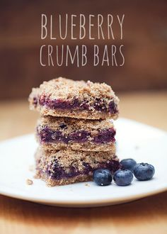 Fresh Summer Blueberry Crumb Bar Blueberry Recipe Blueberries Recipe
