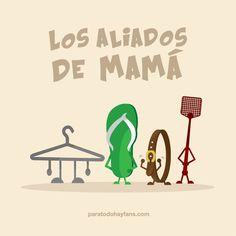 Los aliados de mama...la historia de mi hermana Bianca #compartirvideos #humor #imagenesdivertidas