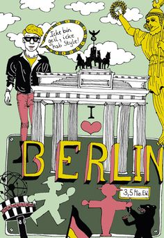 """Berlin"" - Illustration"