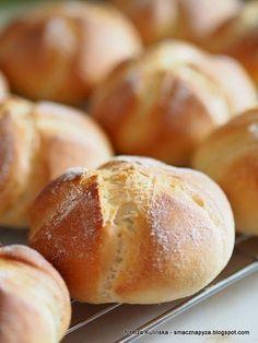 Tasty Bread Recipe, Bread Recipes, Cooking Recipes, Bread Machine Mixes, Homemade Rolls, Good Food, Yummy Food, No Salt Recipes, Pain