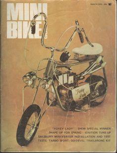 MINIBIKE magazine