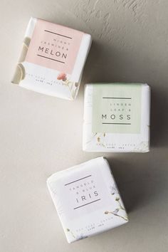 Sprinkle & Bloom Bar Soap - anthropologie.com