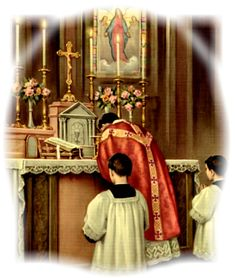 HOLY MASS - Why the Traditional Tridentine or Latin Mass?