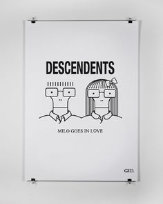 Descendents Milo goes in love Music X, Music Stuff, Music Bands, Information Architecture, Sing To Me, Homekeeping, Team Player, Interactive Design, Big Day