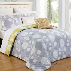 Peach Couture Couture Home 3 Piece Reversible Duvet Cover Set Size: King