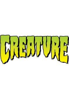 Creature Logo-2 - titus-shop.com  #Misc. #AccessoriesMale #titus #titusskateshop