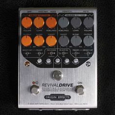 Origin effects - Revival drive
