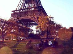 paris autumn