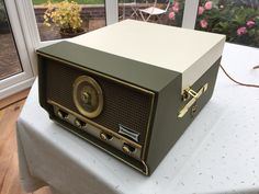 1959 Dansette RG31, Finished at last