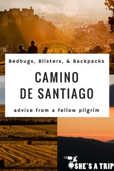 Bedbugs, Blisters, and Backpacks: Camino de Santiago Advice