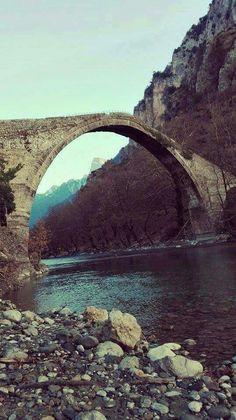 Κονιτσα Visit Greece, Bridges, Landscapes, Greece, Paisajes, Scenery