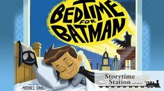 Bedtime for Batman (DC Super Heroes) By Michael Dahl - Books for kids re...