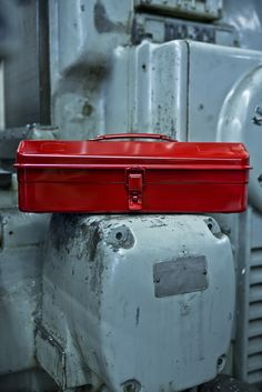 #Handeyesupply Trusco toolboxes are simple, sturdy, and super bold.