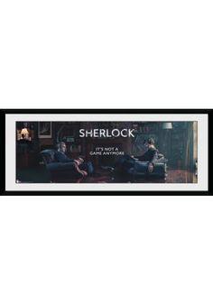 Rising Tide - Kehystetty kuva - Sherlock