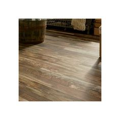 """You'll love the Architectural Remnants 8"""" x 48"""" x 12mm Oak Laminate in Old Original Wood Brown at Wayfair - Great Deals on all Home Improvement  products with Free Shipping on most stuff, even the big stuff."""