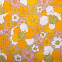70s floral
