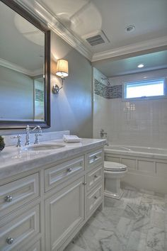 i want an all white bathroom someday !!!