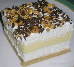 Date and nut cake - HQ Recipes Cold Desserts, No Bake Desserts, My Recipes, Cookie Recipes, Different Cakes, Hungarian Recipes, Sweet And Salty, Winter Food, Vanilla Cake