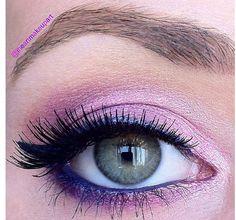 iheartmakeupart on Makeup Geek Idea Gallery. Glam Makeup, Makeup Geek, Beauty Makeup, Hair Makeup, Hair Beauty, Disney Eye Makeup, Disney Inspired Makeup, Beauty Book, Beauty Art