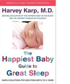 "I loved ""Happiest Baby on the Block"" Great book for new parents  I love the 5 S's!"