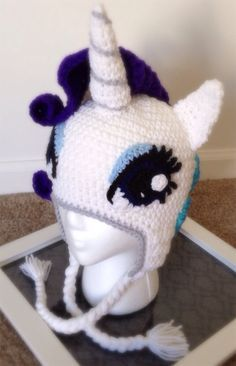 Crochet-Hats on Pinterest