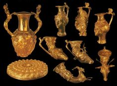 As more and more gold treasure comes from the ground in Bulgaria, buried in the tombs of Thracian kings and nobles in the third and fourth c...
