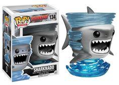 Funko Pop Movies: Sharknado Vinyl Figure