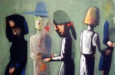 This painting is in Ballarat Fine Art Gallery Australian Painters, Australian Artists, Art And Illustration, Painting Collage, Paintings, Painter Artist, Fine Art Gallery, Art Images, Modern Art