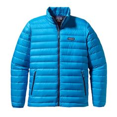 Patagonia Men\'s Down Sweater Jacket - Andes Blue ANDB