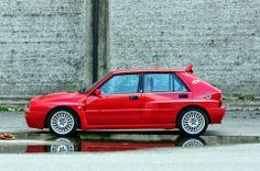 Lancia Delta Integrale HF