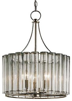 Bevilacqua Pendant by Currey and Company